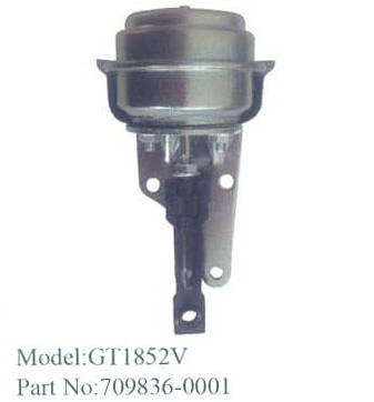 Turbo wastegate actuator P09