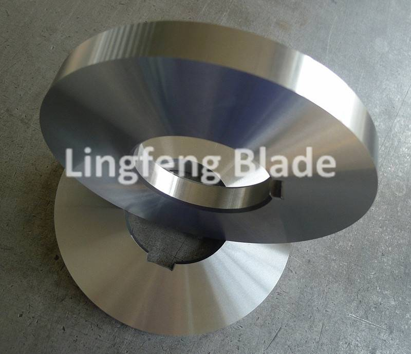 Cold or Hot Rolling Sheets Rotary Slitting Knife