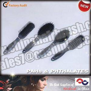 Plastic Hairbrushes
