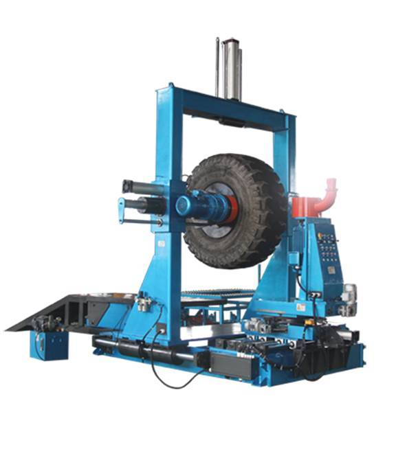 OTR Tyre Building Machine
