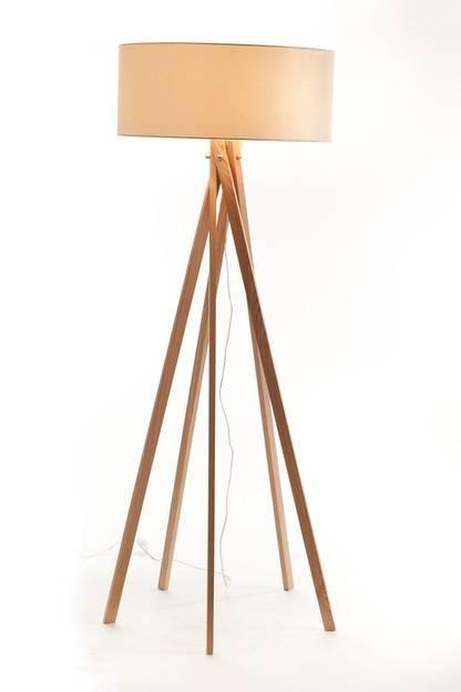 2013 Simple modern Wooden floor lamp-LBMD-MG