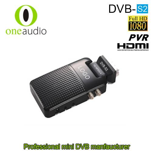 HIGH QUALITY MINI HD RECEIVER DVB-S2