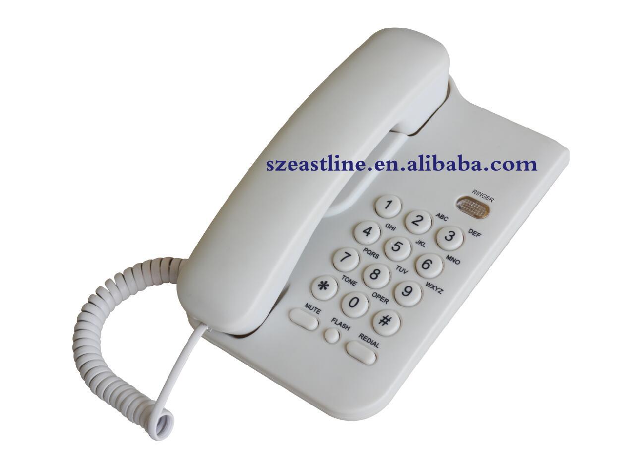Very Cheap Wall/Desk Fixed Telephone