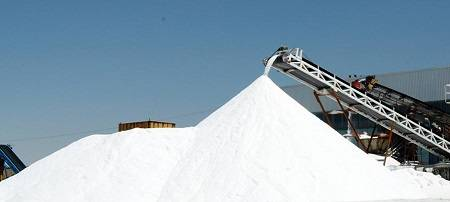 We sell ROAD SALT, DEICING SALT