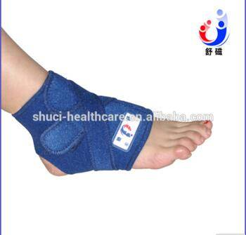 Sport Spandex Ankle Support Brace Foot Sleeves Heel Arch Support