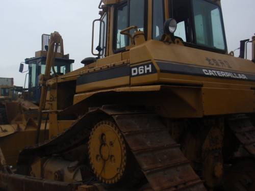used bulldozer CAT D6H