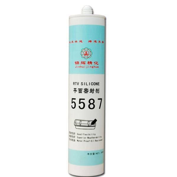 JH587 Silicone flange sealant,Loctite blue silicone sealant quality