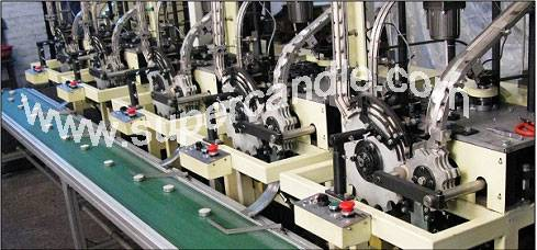 Tealight Production Line, Tealight Cup Sorting Machine