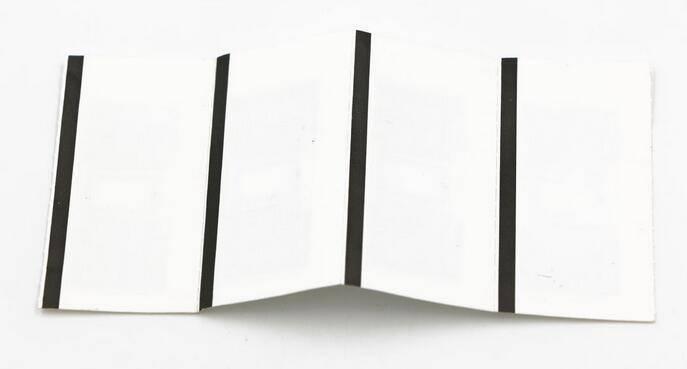 RFID UHF Fabric Label Tag