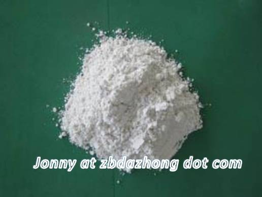 No iron dehydrated potassium alum