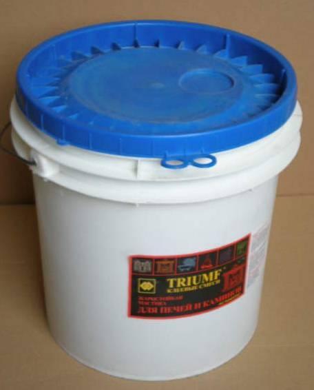 Heat-resistant (+800 C) glue, thermo adhesive,mastic