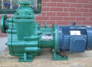 ZMD Magnetic self -priming suction pump
