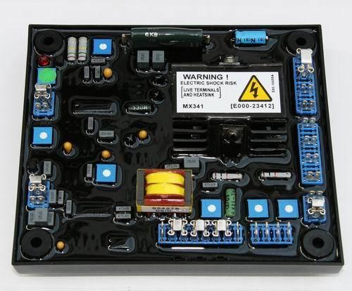 Stamford Generator AVR MX341