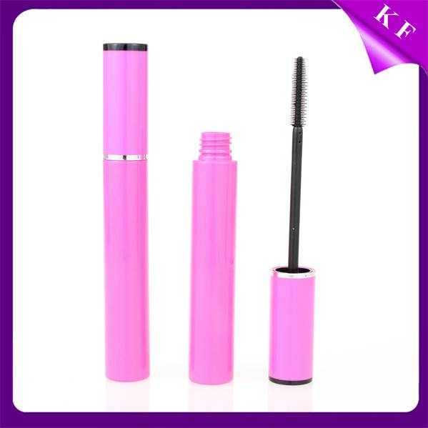 Shantou Kaifeng Pink Round Plastic Mascara Container CM2181