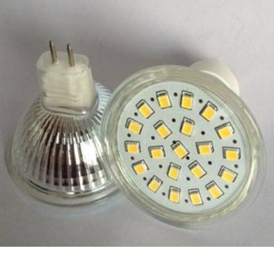 LED spotlight MR16 SMD2835 led Gx5.3 reflector led bulb high brightness
