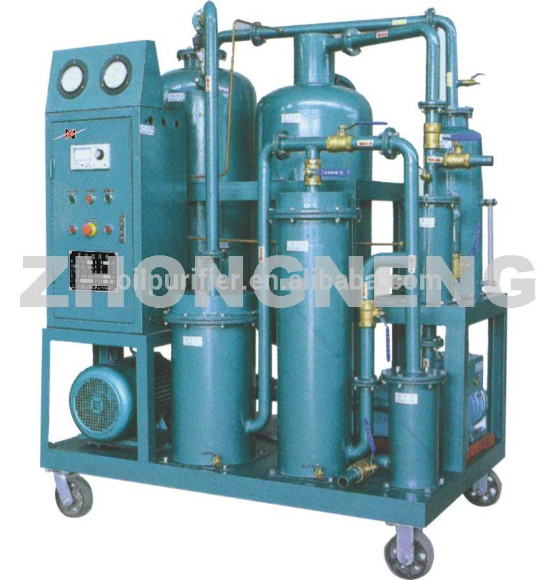 ZYB Series Multi-founction Oil Purifier/Insulating Oil Treatment Machine/Transformer Oil purifier