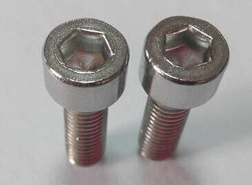SS304 Hexagon Socket Head Cap Screw