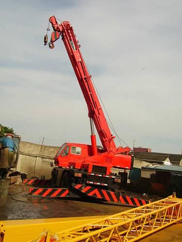 Used NK200BE KATO 20T Truck Crane