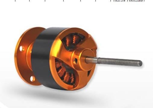 ST2410 Outrunner Brushless Motor