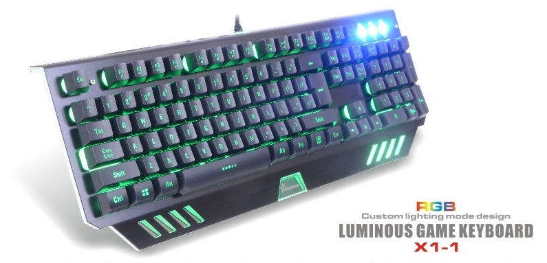 wired standard computer keyboards gaming keyboard