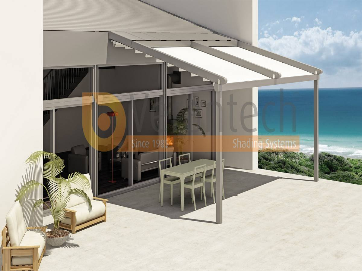 All Seasons Maxi Aluminium Pergola