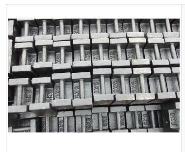 M1 cast iron elevator test weights