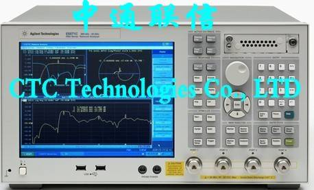 For Sale: Used Test Equipment Network Analyzer Agilent E5071C with option 245 $20,900