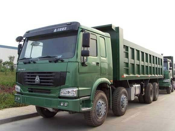 Sell Dump Truck/HOWO Truck