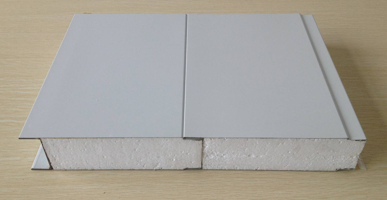 5A grade Fire proof composite foamed concrete curtain wall panel