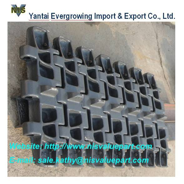 Sell Track Shoe for Crawler Crane, Rotary Drilling Rig, Piling Machine