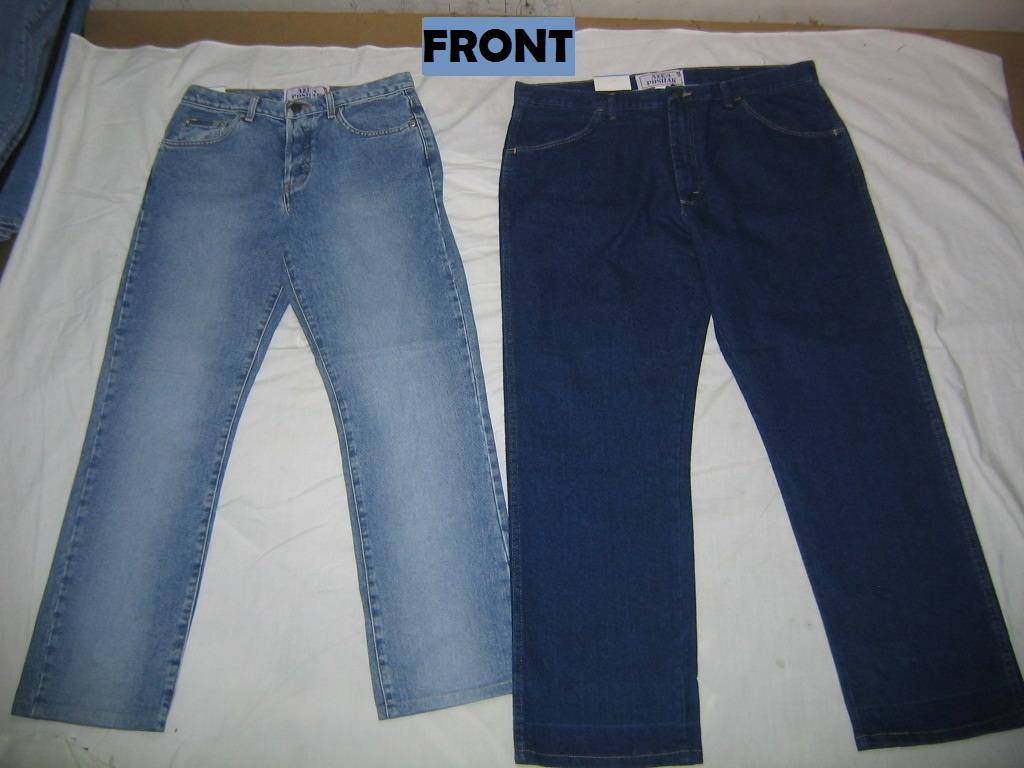 Denim Jeans Refurb