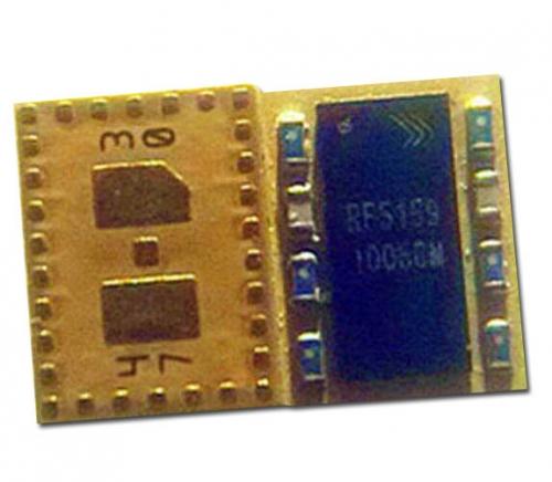 Iphone 5S 6 6S U17-RF Antenna Switch Module MP67B Gyro Chip