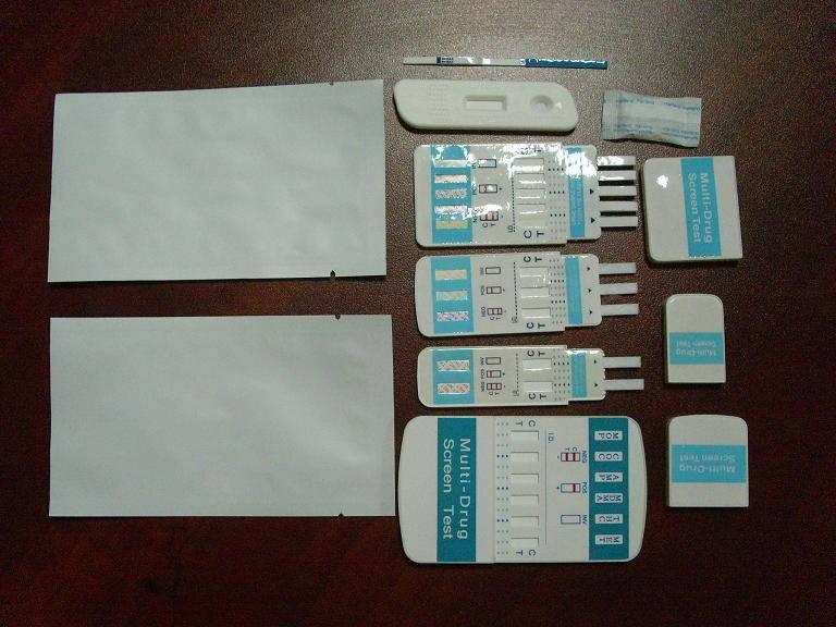 one step drug of abuse urine test kit