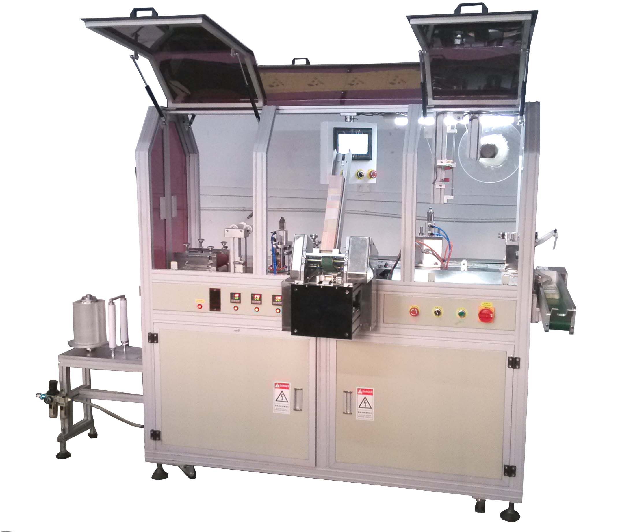 Automatic Hot-sealing Card Packing Machine YHP-600