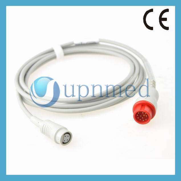 Mindray Invasive Blood Pressure Cable IBP cable, U803-2K