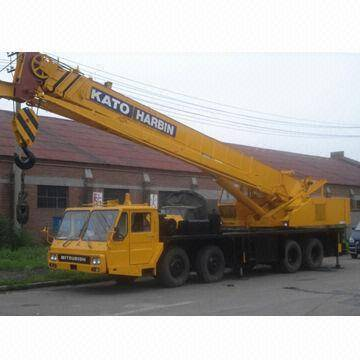 Used Crane Kato 80t in Good Working Condition
