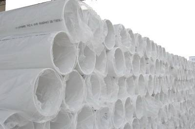 UPVC irrigation pipes