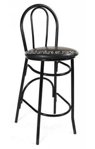 Modern furniture Metal Bar Chair Chrom Coated (ALL-101BS)