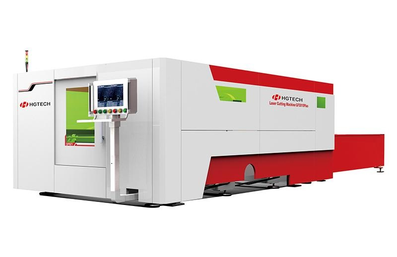 Plane Laser Cutting Machine
