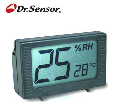 Hygrometer Celsius for lab, factory use