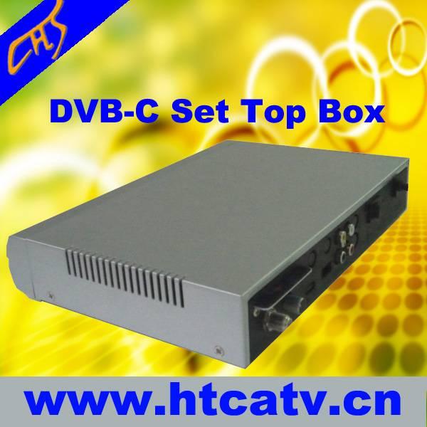 DVB-C FTA Receiver STB