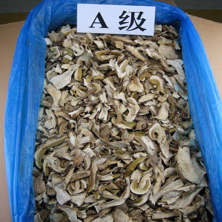 Bulk Dried Boletus Edulis Slices with Grade A