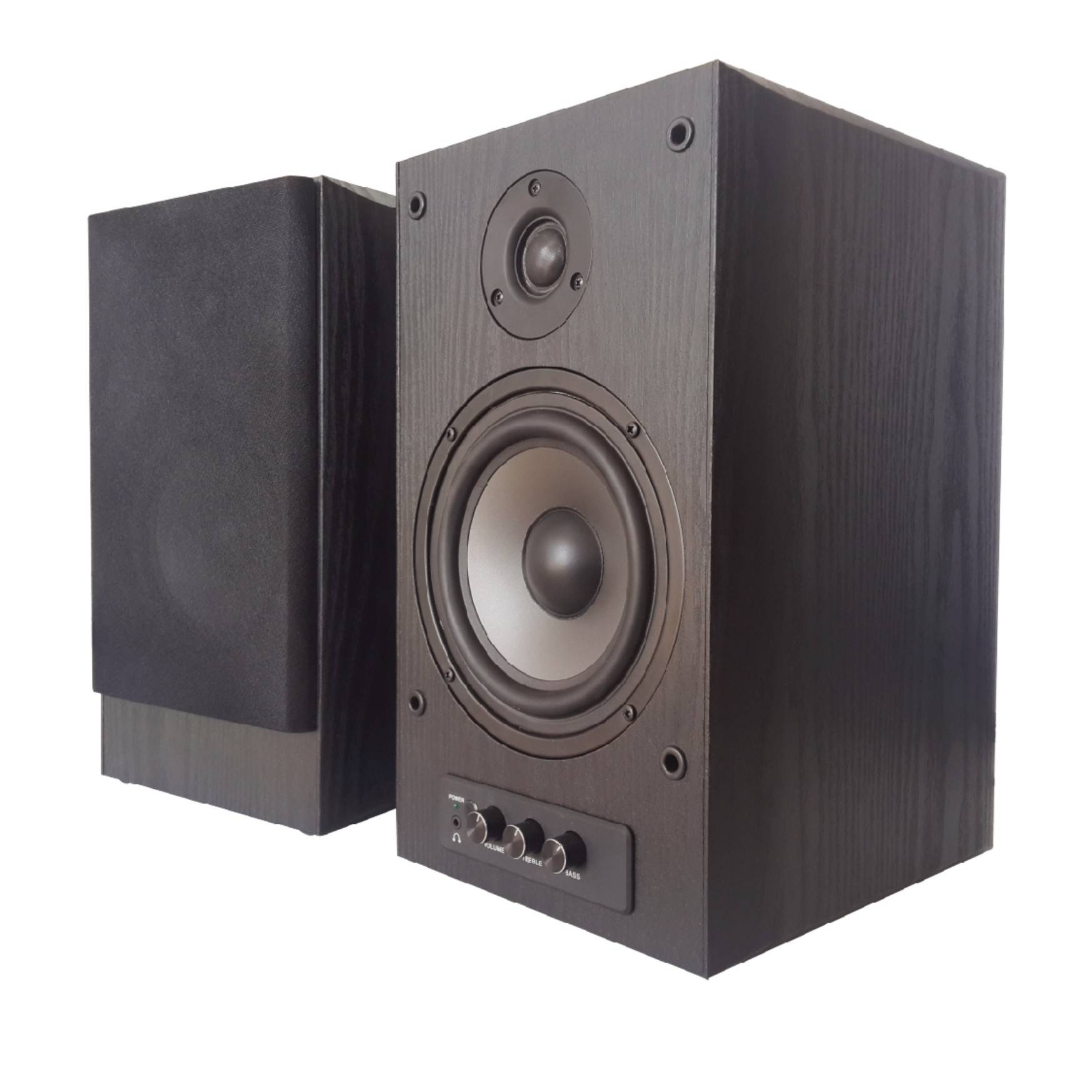 multimedia speaker for computer and home cinema