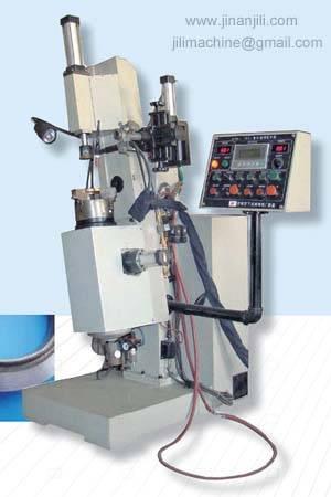 Precision circular seam welding machine model NZW1-160J