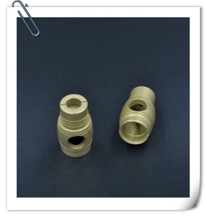 electronic cigarette cnc machining copper parts