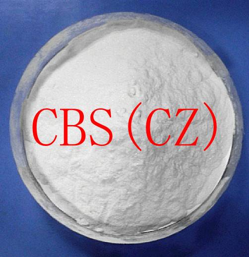 Chemicals CBS/CZ for manufacturers of tyre,rubber products
