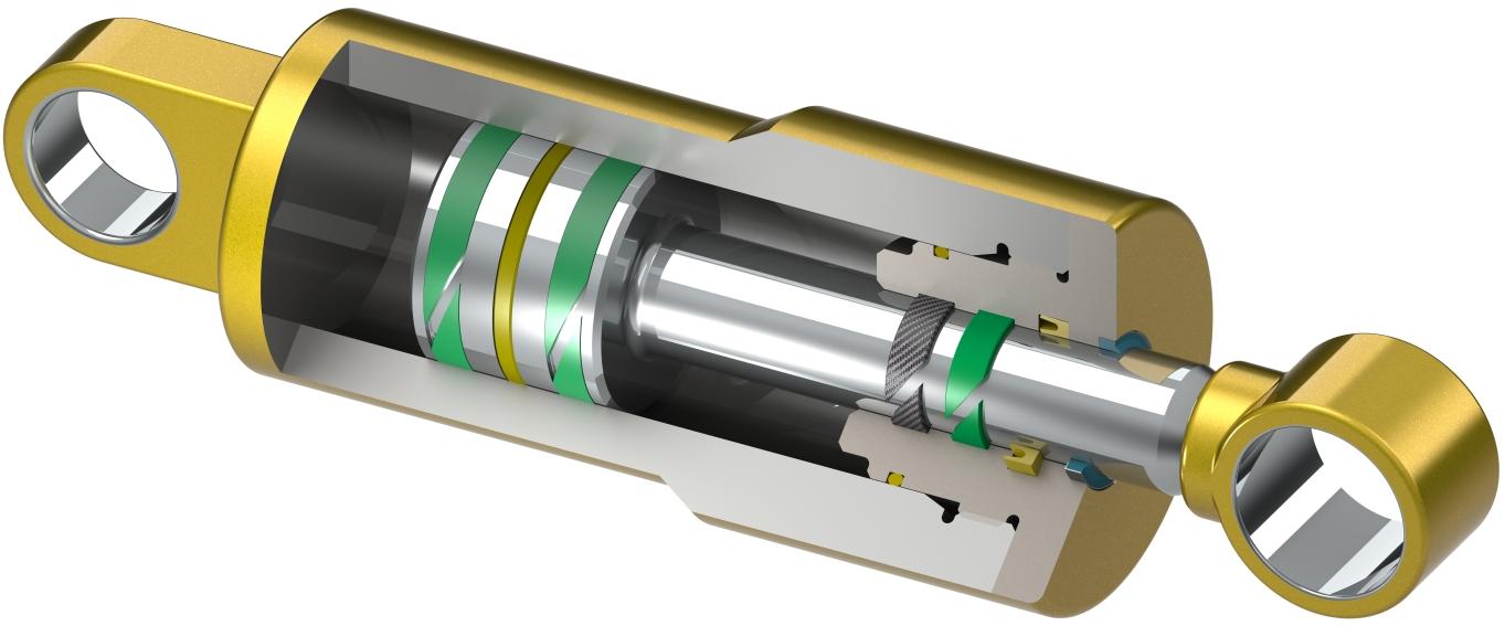 Compact Hydraulic Cylinders-Bhavana Fluid Power