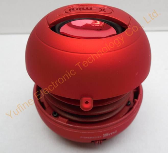 Offer X-mini speaker, mini hamburger speaker, hamburger Bluetooth speaker, Bass sound mini speaker,