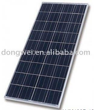 25 year guarantee High quality 150w poly solar panel used in solar power system,solar module