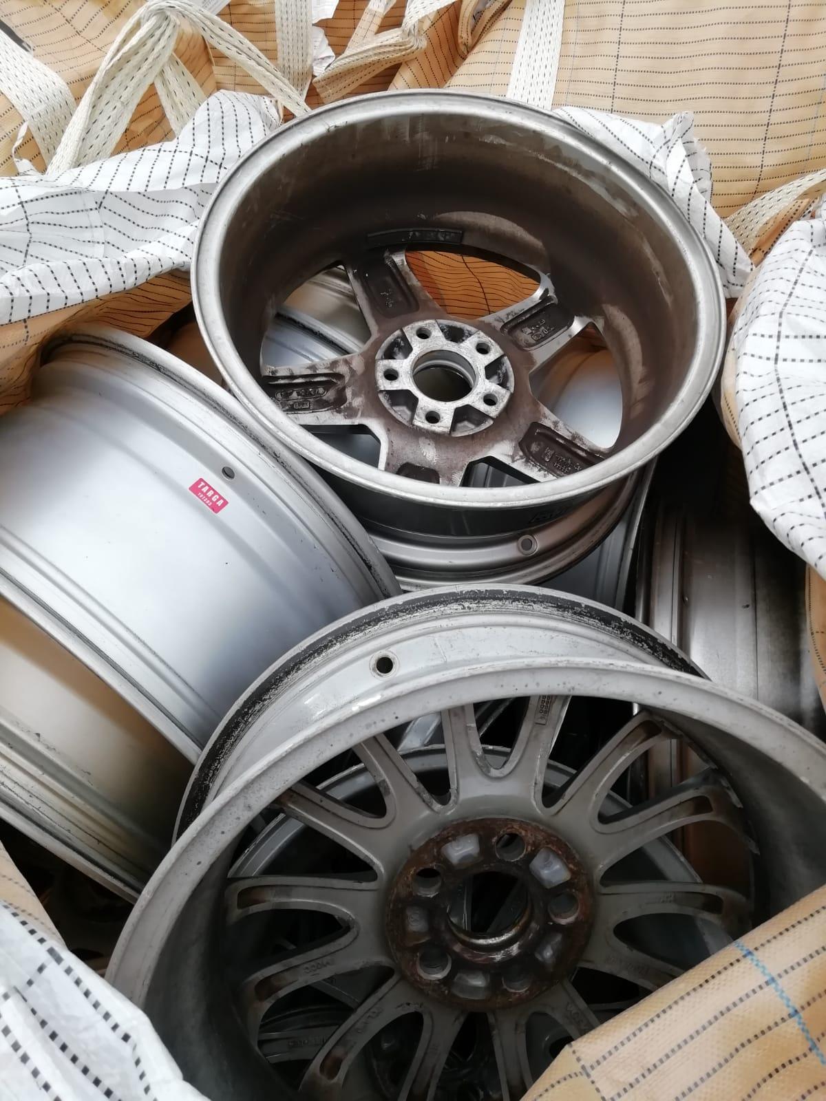 Aluminum Wheel Rims Available